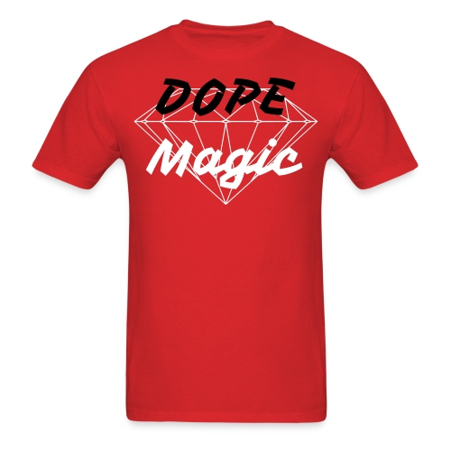 DOPE MAGIC FALCON TEE - Men's T-Shirt