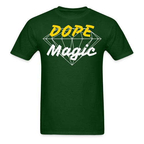 DOPE MAGIC PACKER TEE - Men's T-Shirt