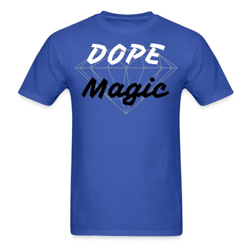 DOPE MAGIC LION TEE - Men's T-Shirt