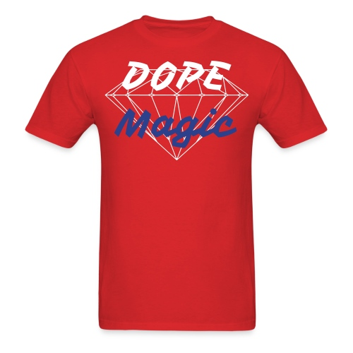 DOPE MAGIC PATRIOT TEE - Men's T-Shirt