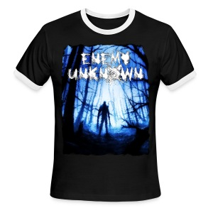 Enemy Unknown - Men's Ringer T-Shirt