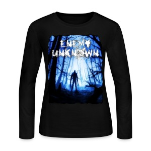 Enemy Unknown - Women's Long Sleeve Jersey T-Shirt