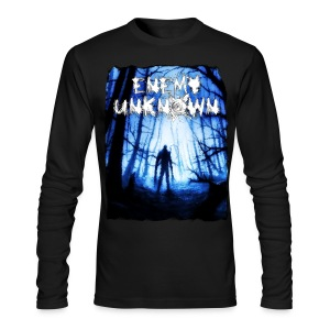 Enemy Unknown - Men's Long Sleeve T-Shirt by Next Level