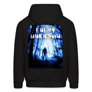 Enemy Unknown - Men's Hoodie