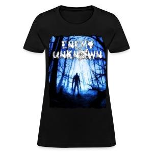 Enemy Unknown - Women's T-Shirt