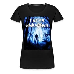 Enemy Unknown - Women's Premium T-Shirt