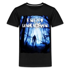 Enemy Unknown - Kids' Premium T-Shirt