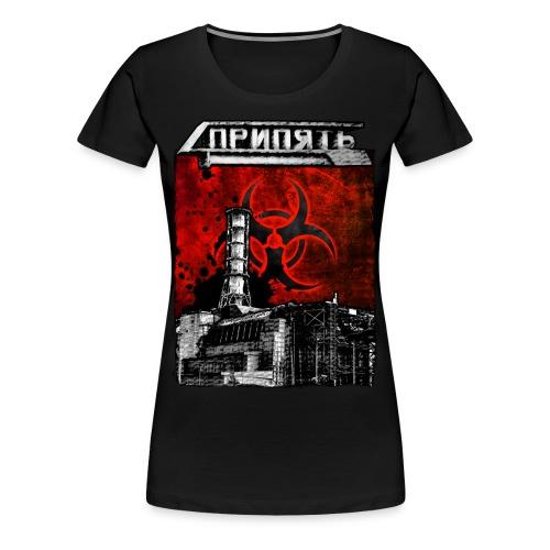 Pripyat Reactor - Women's Premium T-Shirt