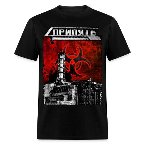 Pripyat Reactor - Men's T-Shirt