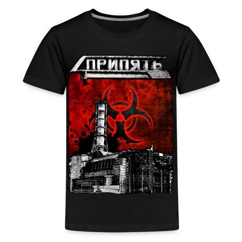 Pripyat Reactor - Kids' Premium T-Shirt