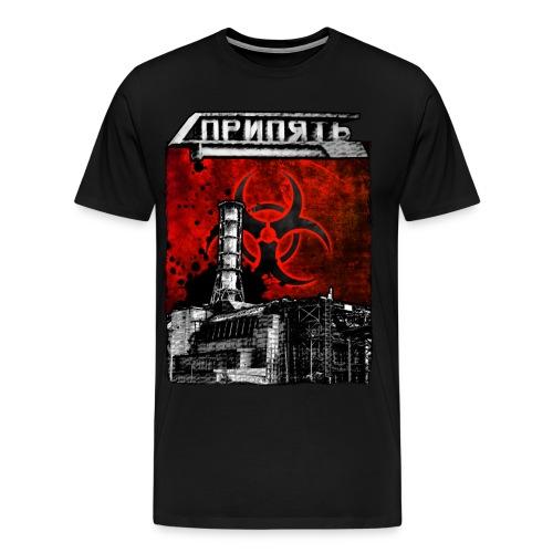Pripyat Reactor - Men's Premium T-Shirt