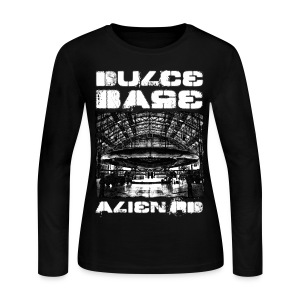 Dulce Base Alien - Women's Long Sleeve Jersey T-Shirt