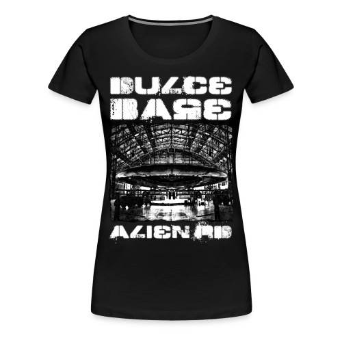 Dulce Base Alien - Women's Premium T-Shirt