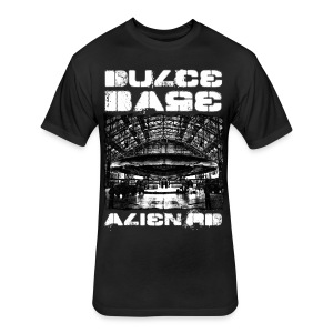 Dulce Base Alien - Fitted Cotton/Poly T-Shirt by Next Level
