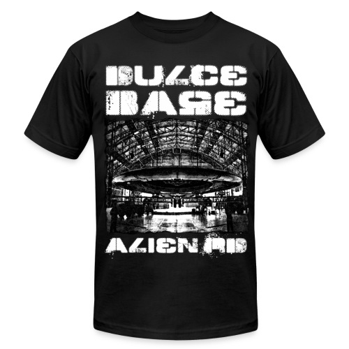 Dulce Base Alien - Men's Fine Jersey T-Shirt