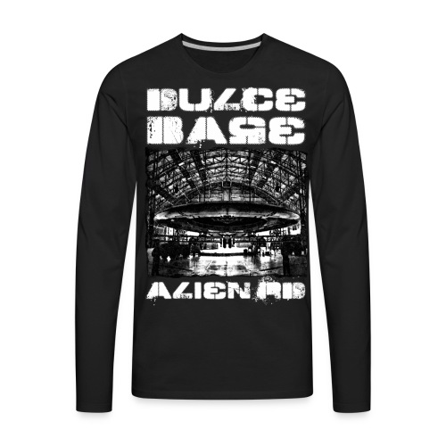 Dulce Base Alien - Men's Premium Long Sleeve T-Shirt