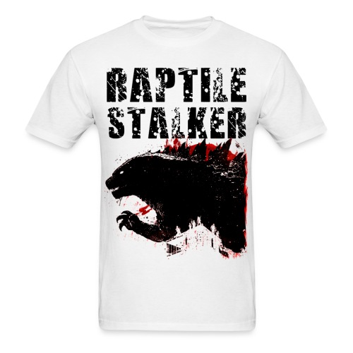 Raptile Stalker - Men's T-Shirt