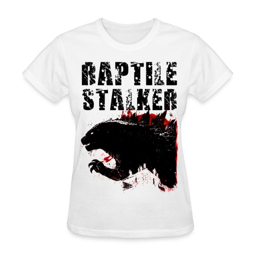 Raptile Stalker - Women's T-Shirt