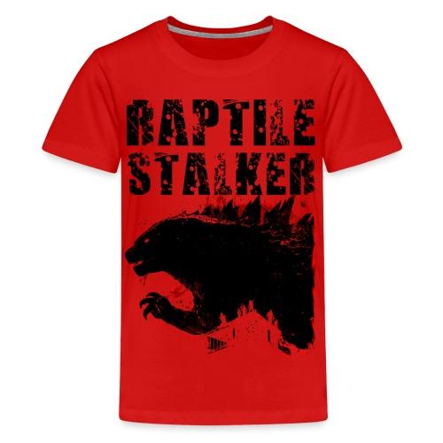 Raptile Stalker - Kids' Premium T-Shirt