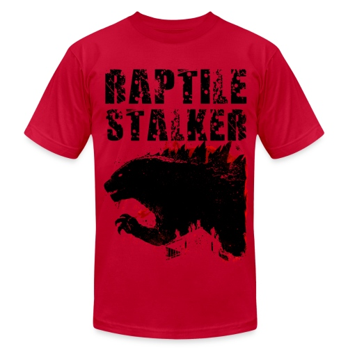 Raptile Stalker - Men's Fine Jersey T-Shirt