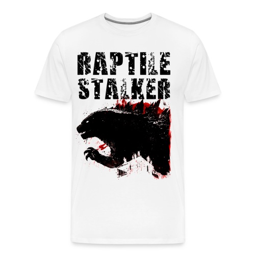 Raptile Stalker - Men's Premium T-Shirt