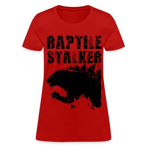 Raptile Stalker - Women's T-Shirt