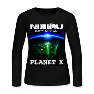 Nibiru - Women's Long Sleeve Jersey T-Shirt