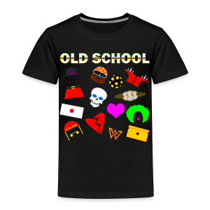 *Youth (2T-4T)* -Old School In The Ring T-Shirt - Toddler Premium T-Shirt