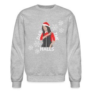 Dab The Halls - Crewneck Sweatshirt