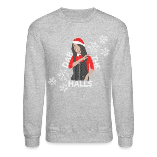 Dab The Halls - Crewneck Sweatshirt