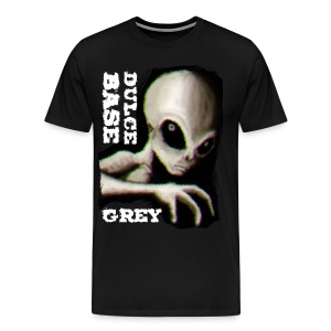 Dulce Base Grey - Men's Premium T-Shirt