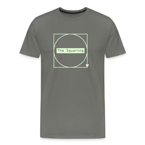 The Squaring HQ. Edition - Men's Premium T-Shirt