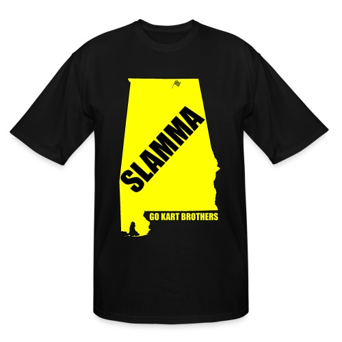 Men's Tall SLAMMA GKB T-Shirt - Men's Tall T-Shirt
