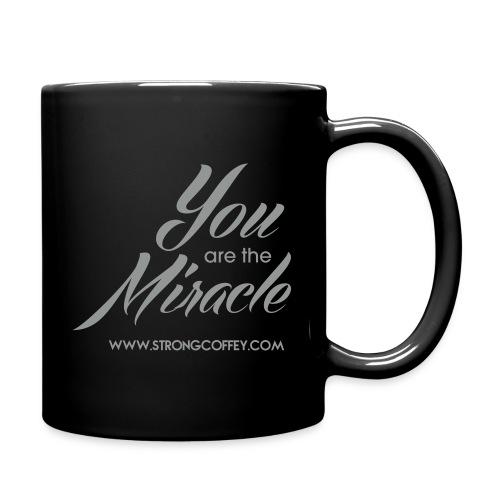 You Are The Miracle Ceramic Mug - Full Color Mug