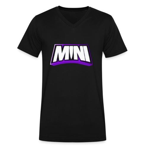 MiniMast3r Mens Shirt - Men's V-Neck T-Shirt by Canvas