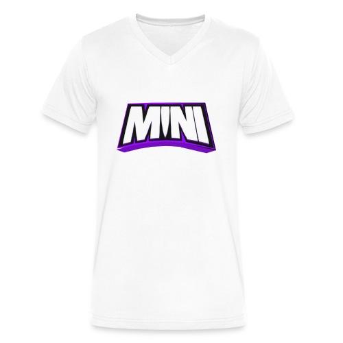 MiniMast3r Womens T-Shirt - Men's V-Neck T-Shirt by Canvas