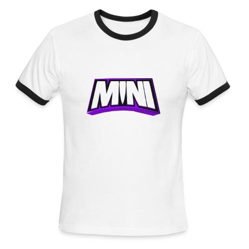 MiniMast3r Ringed T-Shirt - Men's Ringer T-Shirt