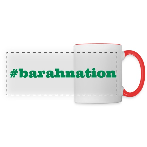 #barahnation Mug - Panoramic Mug