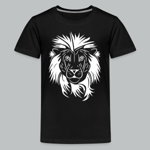 White Lion - Kid's - Kids' Premium T-Shirt