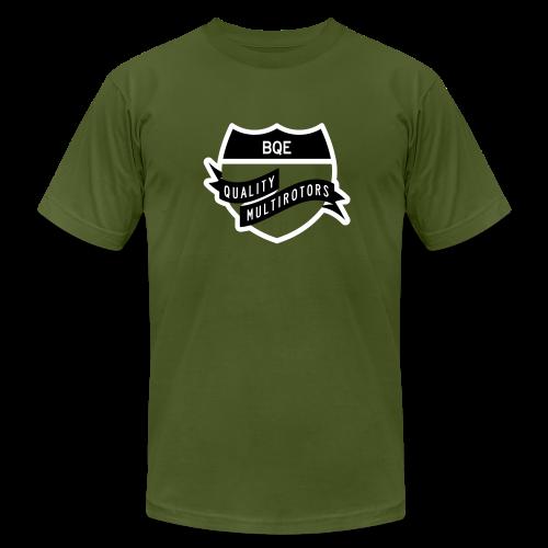 BQE T Shirt Premium Flex Print 2 color - Men's  Jersey T-Shirt