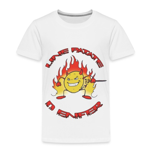 T-shirt premium pour enfants