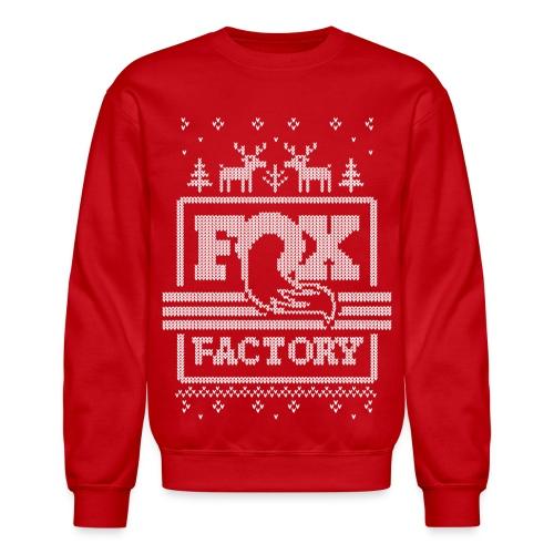 Holiday Sweater - Crewneck Sweatshirt