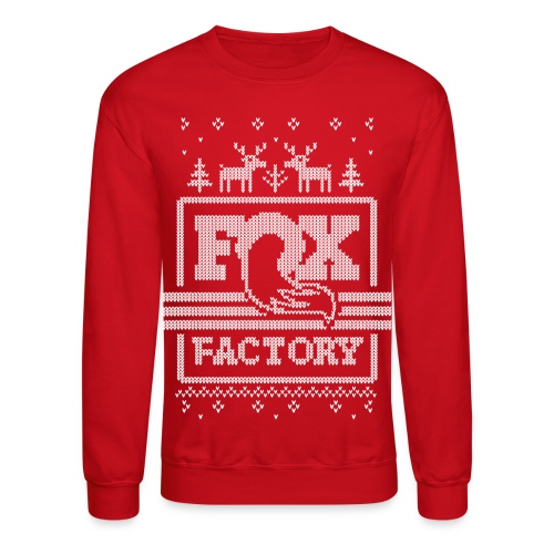 Holiday Sweater - Crewneck Sweatshirt