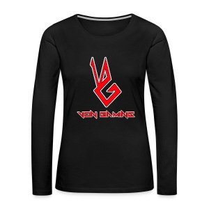 VoN Gaming Premium Long Sleeve - Women's Premium Long Sleeve T-Shirt