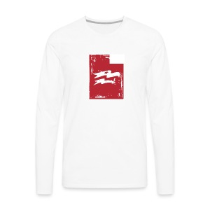 Home of the Screaming Eagles Long Sleeve - Men's Premium Long Sleeve T-Shirt