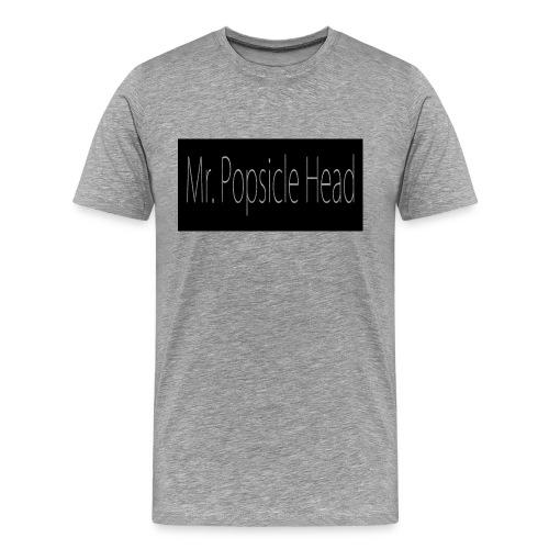 Mr Popsicle Head T- Shirts - Men's Premium T-Shirt