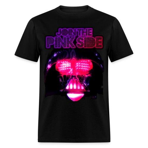 Pink Side - Men's T-Shirt
