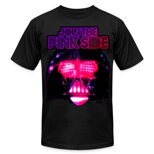 Pink Side - Men's Fine Jersey T-Shirt