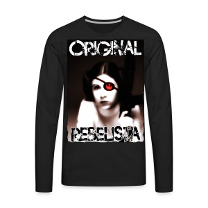 Original Rebelista - Men's Premium Long Sleeve T-Shirt