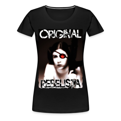 Original Rebelista - Women's Premium T-Shirt